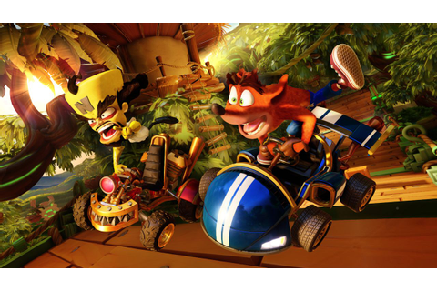 Crash Team Racing Nitro-Fueled Review - Attack of the Fanboy