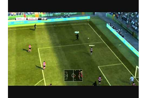 PES 2012 Shadows Galactik Football - YouTube