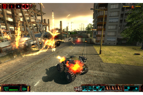 Better than Vigilante 8/Twisted Metal/Full Auto - and free ...