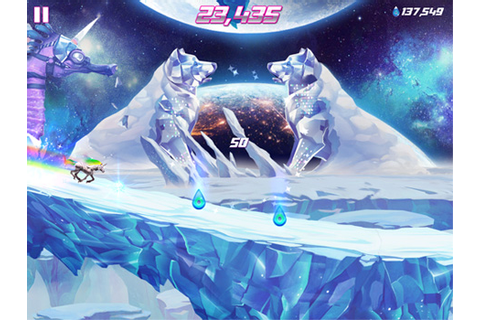 Review: Robot Unicorn Attack 2