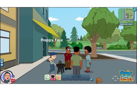 Family Guy Online Screenshots, Pictures, Wallpapers - Web ...