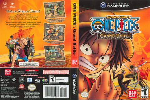 GOPEB2 - Shonen Jump's One Piece: Grand Battle