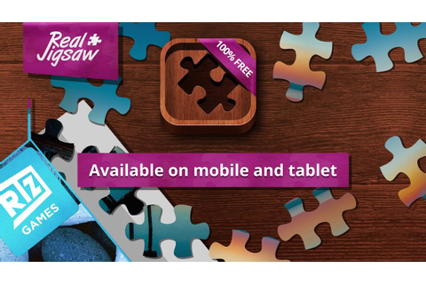 Jigsaw Puzzles Real - Android and iOS Mobile Game - YouTube