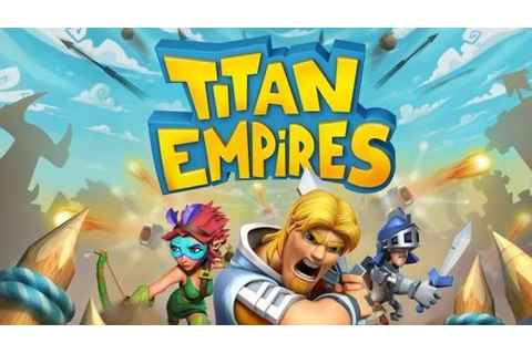 Titan Empires APK Android Game Free Download