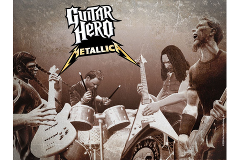 Setlist Sunday: Guitar Hero: Metallica - The Riff Repeater