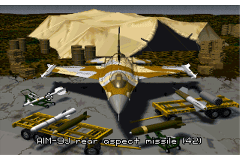Strike Commander - My Abandonware