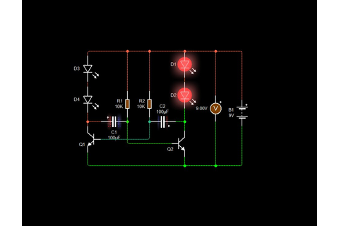 CIRCUIT WIZARD - Circuit Simulator for begginers ...
