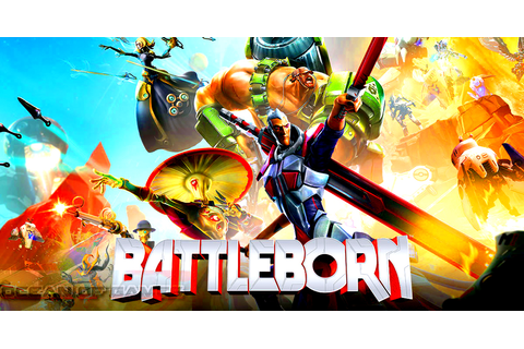 Battleborn Free Download