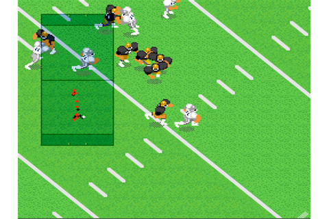 Super Play Action Football Game Download | GameFabrique