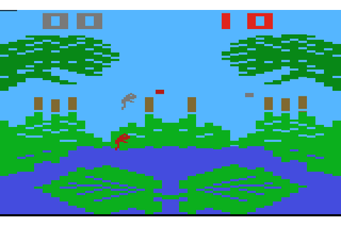 AtariAge - Atari 2600 Screenshots - Frogs and Flies (M ...