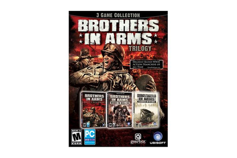 Brothers in Arms Trilogy PC Game - Newegg.com