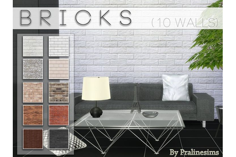 105 best Sims 4 walls images on Pinterest | Sims 4, Wall ...