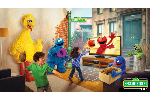 Kinect Sesame Street TV (Xbox 360) News, Reviews ...