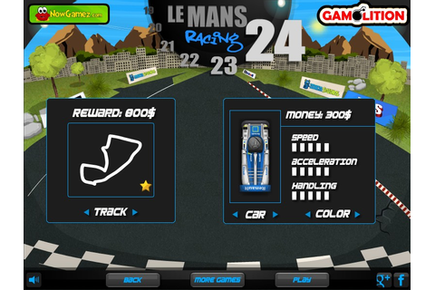 Le Mans 24 Hacked (Cheats) - Hacked Free Games