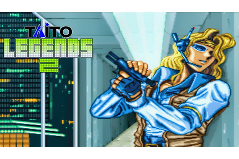 TAITO LEGENDS 2 | ARCADE GAMES - YouTube