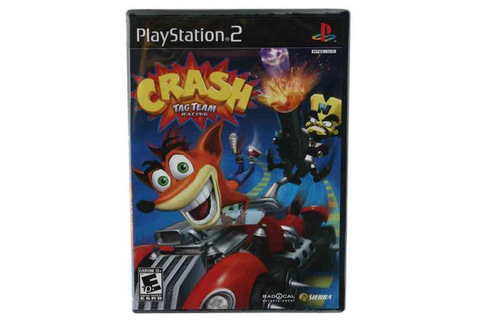 Crash Tag Team Racing game - Newegg.com