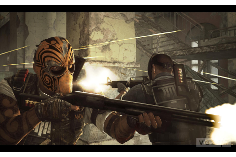 Army of Two: Devil's Cartel screens show more guns ...