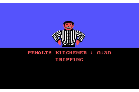 SuperStar Ice Hockey Download (1987 Sports Game)