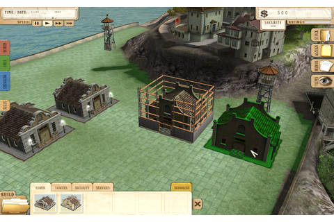Prison Tycoon Alcatraz - Buy and download on GamersGate