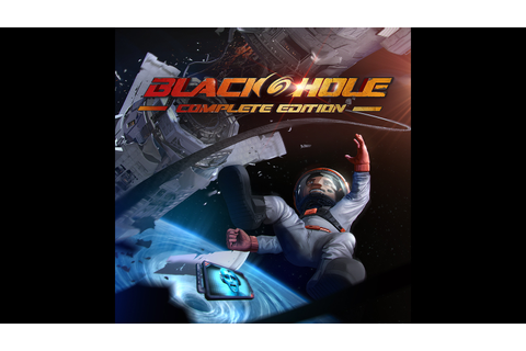 BLACKHOLE: Complete Edition Game | PS4 - PlayStation
