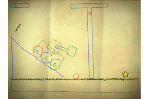 Crayon Physics Deluxe PC - JuegosADN