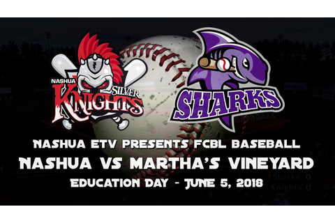 Nashua Silver Knights 2018 Education Day Game - YouTube