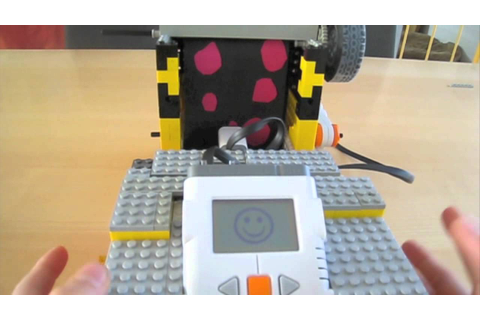 Lego Mindstorms Arcade Game-Meteor - YouTube