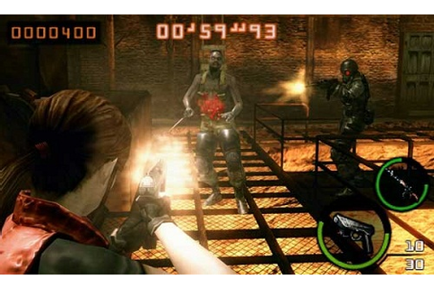 Resident Evil: The Mercenaries 3D Review (3DS) — Gamers Xtreme