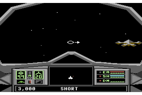 Skyfox II: The Cygnus Conflict (1987) by Dynamix C64 game