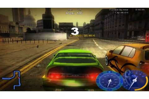 European Street Racing HD gameplay - YouTube