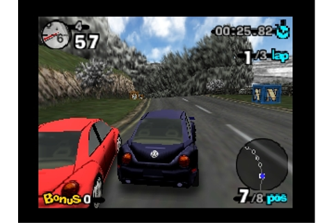 Beetle Adventure Racing! (USA) (En,Fr,De) ROM