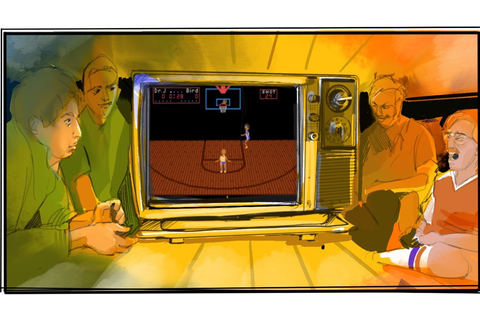 How Dr. J and Larry Bird Helped Build a Video Game Empire ...