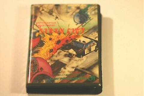 COMMODORE 64 (C64) GAME -- SIREN CITY -- BY INTERCEPTOR ...