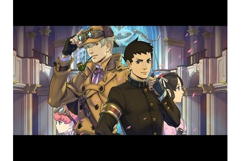 [Subbed!] Dai Gyakuten Saiban 2 (The Great Ace Attorney 2 ...