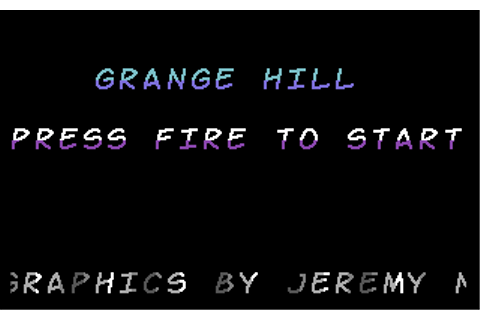 Download Grange Hill (Amstrad CPC) - My Abandonware