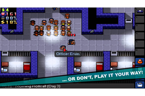 The Escapists: Gameplay Trailer [PC] - YouTube