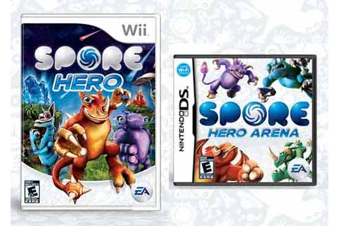 It's Gold for Spore Hero and Spore Hero Arena game - TechShout