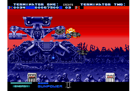 Terminator 2 - The Arcade Game Download Game | GameFabrique