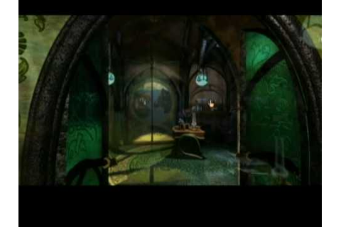 Myst III: Exile Xbox Gameplay - YouTube