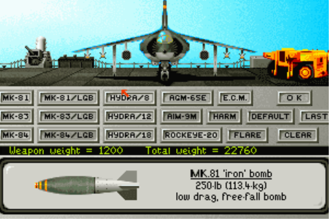 Download Super-VGA Harrier - My Abandonware