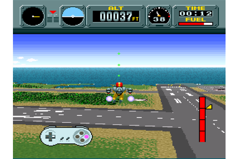 Pilotwings Download Game | GameFabrique