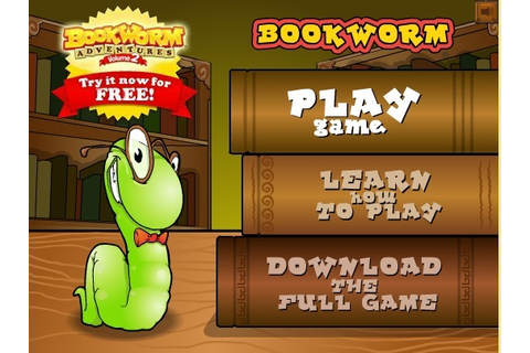 PopCap Games - Bookworm