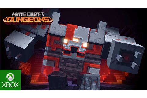 Minecraft Dungeons - E3 2019 - Gameplay Reveal Trailer ...