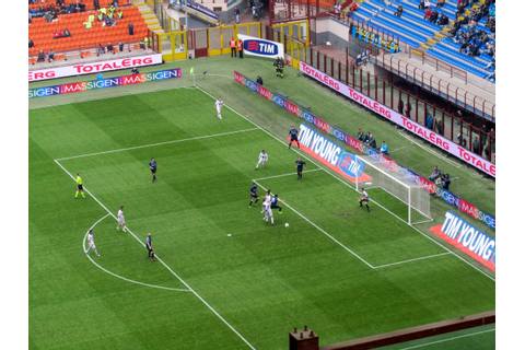 My first Italian soccer game | Sons of Italy Blog