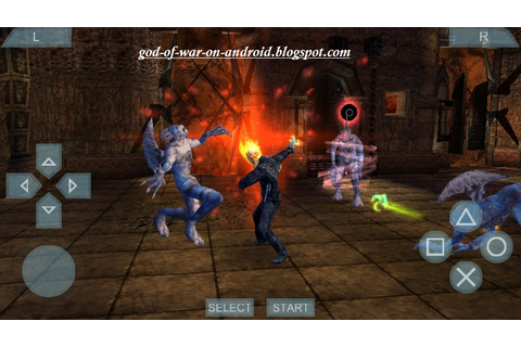 Ghost rider psp game on android