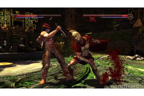 Deadliest Warrior: The Game -Xbox Info and Screens