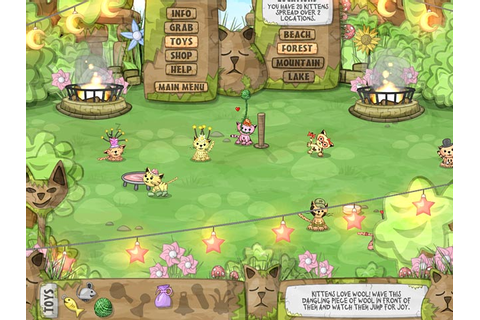 Download Kitten Sanctuary Game - Match 3 Games | ShineGame