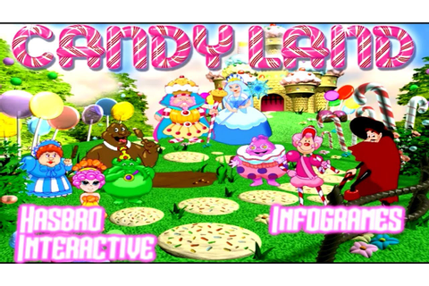 CandyLand PC Board Games Review - YouTube