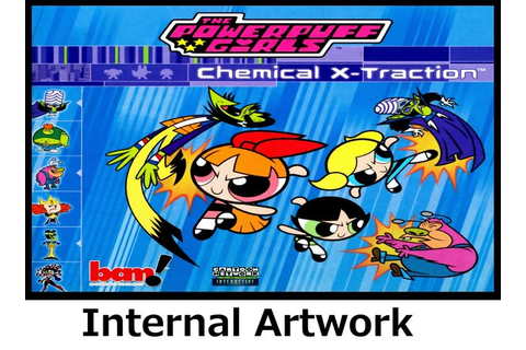 The Powerpuff Girls: Chemical X-traction N64 video game ...