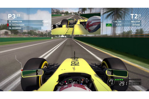 F1 2016 Mod of F1 2014 game PC DVD - Kevin Magnussen on ...